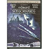 Edward Scissorhands [Dvd] Full Screen 10Th Anniversary Edition