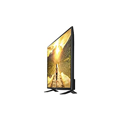 LG 49UF640T 124 cm (49 inches) 4K Ultra HD LED 3D Smart TV (Black)