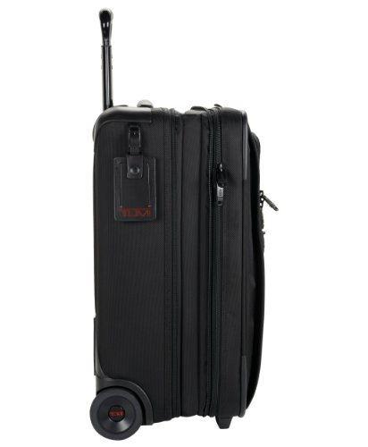 Tumi Tumi Alpha 2 International Wheel Slim Carry-On, Black, One Size