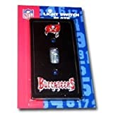NFL Ceramic Lightswitch Cover Tampa Bay Buccaneers