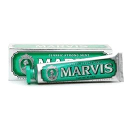 Marvis Classic Strong Mint Toothpaste 75 ml NET