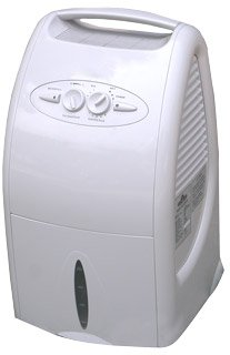 Image of Dehumidifier - Analog Controls, 20L Per Day (ACDH20A)