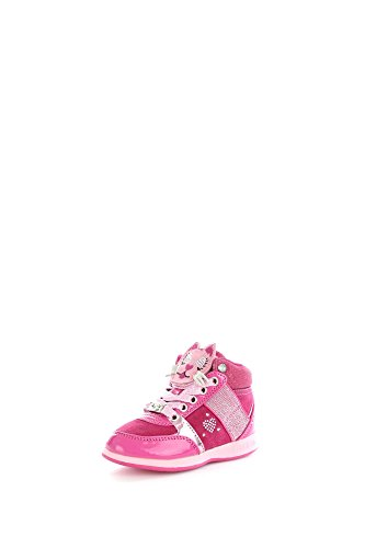 Sneakers CALIFORNIA Gattino Vernice Fuxia