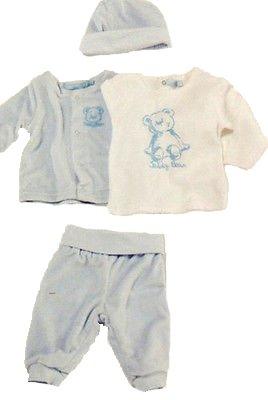 Losan - Completino - Bebè maschietto Blu blu