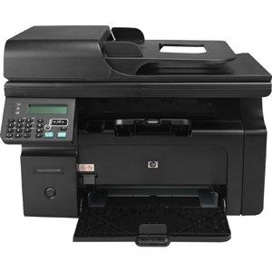 New Hauppauge Laserjet Pro M1212nf Laser Multifunction Printer Fax Memory Capacity 500 Pages Modem
