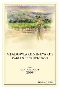2008 Meadowlark Vineyards Cabernet Sauvignon 750 Ml