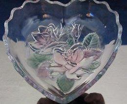 Home Beautiful Rose Pearls Crystal