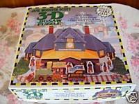 Cheap Ceaco Jane Wooster Scott 3-D Jigsaw Puzzle Train Station (B0025L3RFC)