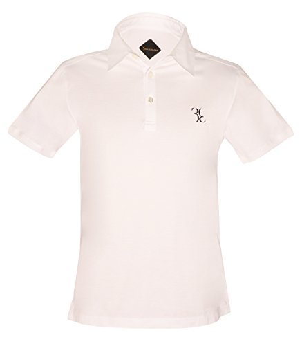 billionaire-couture-mens-white-cotton-polo-t-shirt-with-logo-embroidery-2xl
