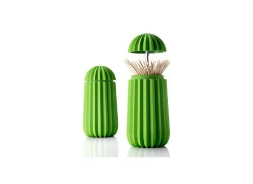 Cactus Toothpick Holder by Essey