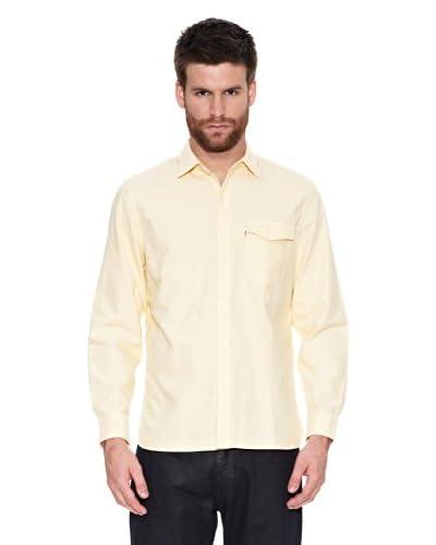 Levi´s Camisa Manga Larga Workshirt Con Bolsillo Gold