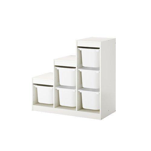 IKEA TROFAST-avec boîte de rangement