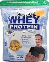 Jay Robb Whey Protein Powder Vanilla -- 24 oz (Quantity of 1)