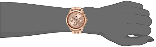 9e72fc4d Buy Tommy Hilfiger Women's Quartz Gold Casual Watch(Model ...