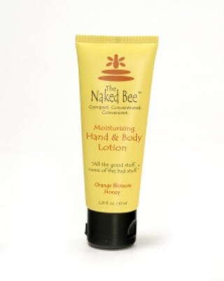 The Naked Bee Moisturizing Orange Blossom Honey