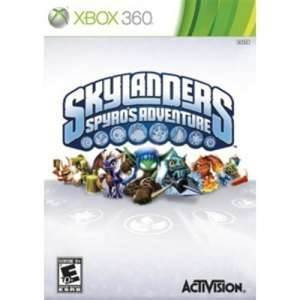 Skylanders Spyro's Adventure Xbox 360 Game Only