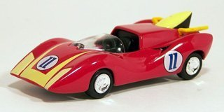 Johnny Lightning Speed Racer 2000 Mach 11 with Filmstrip Token - 1