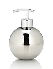 Shiny Orbit Soap Dispenser