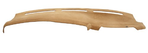 DashMat VelourMat Dashboard Cover Cadillac DeVille (Plush Velour, Caramel)