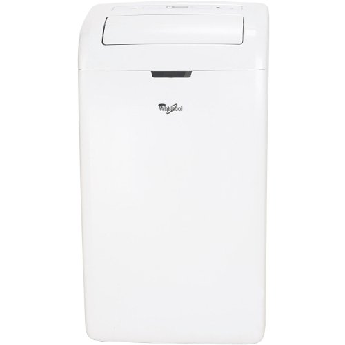 Whirlpool 10,000 BTU Portable Air Conditioner with Remote Control, ACP102GPW1