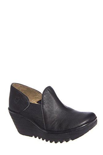 Yua Mid Wedge Bootie