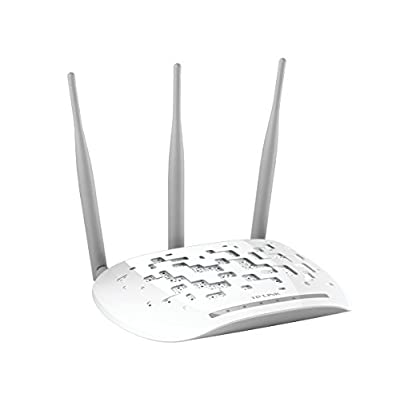 TP-Link TL-WA901ND Wireless-N Access Point (White/Grey)