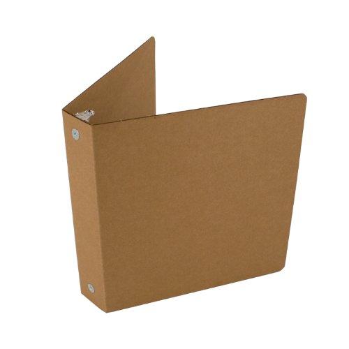 ReBinder Original Corrugated  Recycled Binder, 1.5 Inch  (RBCR-R15-EA)