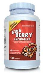 Kids Chewable Multivitamin