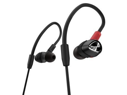 Pioneer Dje-2000 In Ear Headphones Black