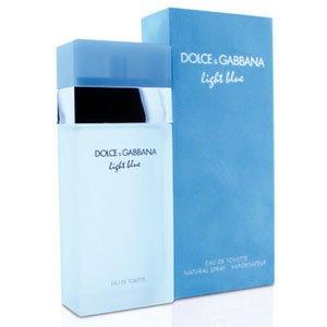 Light Blue FOR WOMEN by Dolce & Gabbana - 50 ml EDT Spray