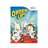 Cheapest Order Up! on Nintendo Wii
