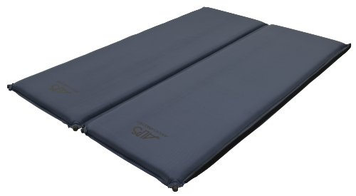 ALPS Mountaineering Lightweight Series Self-Inflating Air Pad - Double (47 x 75 x 3-Inch)