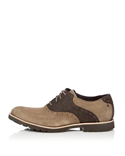 Rockport Zapato Casual Lh Saddle Marrón / Beige