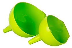 Plastic Large Wide Mouth Canning Funnel Wine Oil Filling Funnel Kitchen Tool