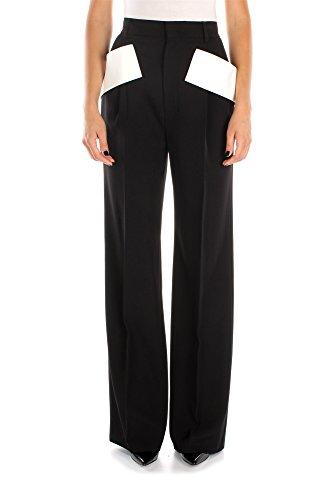 14I5052120001-Givenchy-Pantalons-Femme-Laine-Noir