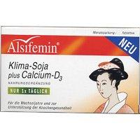 Alsiroyal Alsifemin Klima-Soja plus Calcium D3, 60 St