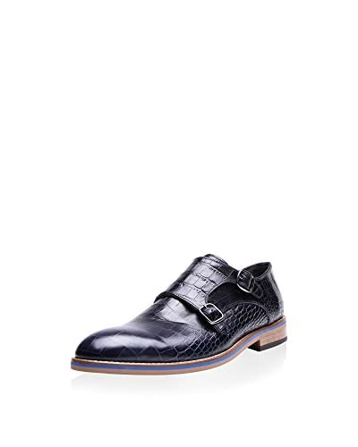 REPRISE Zapatos Monkstrap Negro