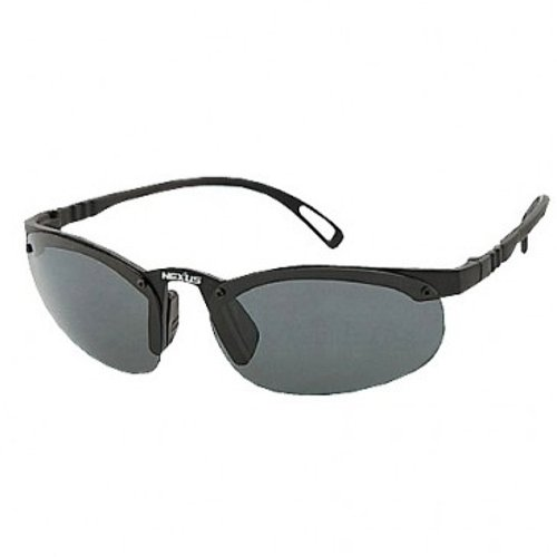 Japanese Frameless Glasses : Shimano Nexus Frameless Polarization Glass HG-1527 Black ...