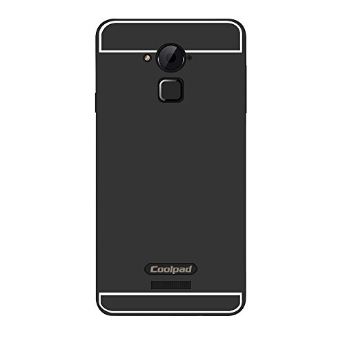new product 2b2b2 6f0af Shopizone Luxury Aluminum Metal Bumper Acrylic Back Cover Case For Coolpad  Note 3