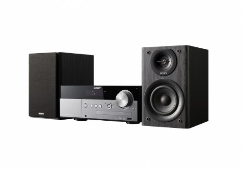 Sony CMT-MX550i Micro Hi-Fi with iPod Dock