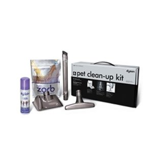 Dyson Pet Clean-Up Accessory Kit for Dyson Vacuum Cleaners (Dyson Total Clean Kit compare prices)