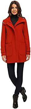 Kenneth Cole Women's Wool Coat
