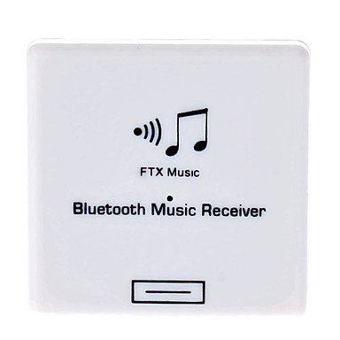 Commoon Wireless Music Receiver For Iphone Sound Dock Or Home Stereo (White)