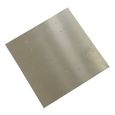 RioRand(TM) Aluminum plate for heatbed MK2/MK2A of 3D printer,Reprap, Mendel