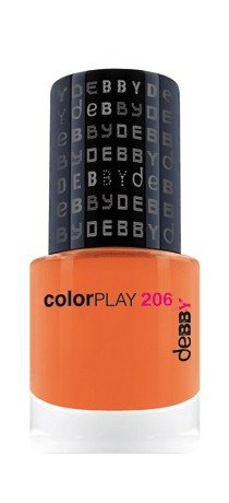 DEBBY NEW NAIL ENAMELS- COLOR PLAY