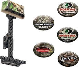 Alpine Archery Inc Bear Claw 5 Arrow Treestand Quiver Mathew Lost Convenient Pre-Cut Holes