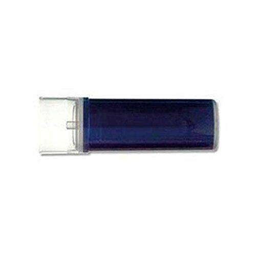PILOT Lot de 6 Recharges pour V BOARD MASTER, couleur: bleu (343568 / WBS-VBM-L)