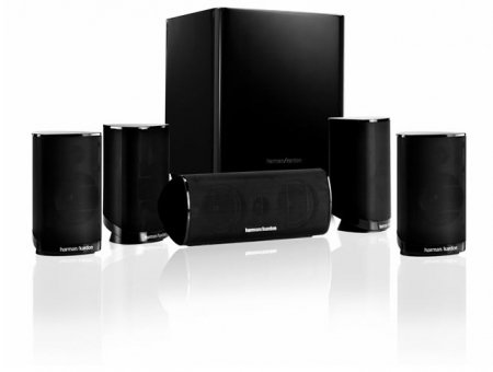 Harman Kardon HKTS9 5.1 Home Theatre System Speaker Package