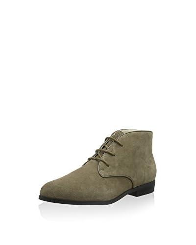 Buffalo London Zapatos Beige