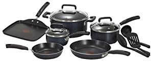 T-fal Signature Nonstick 12-Piece Cookware Set